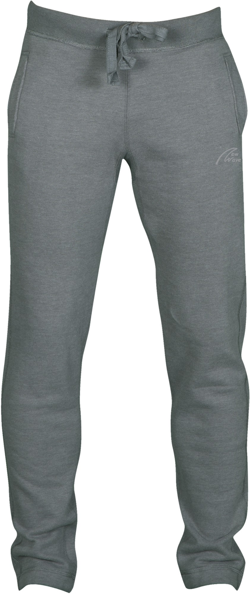 College Style Pants-steel grey
