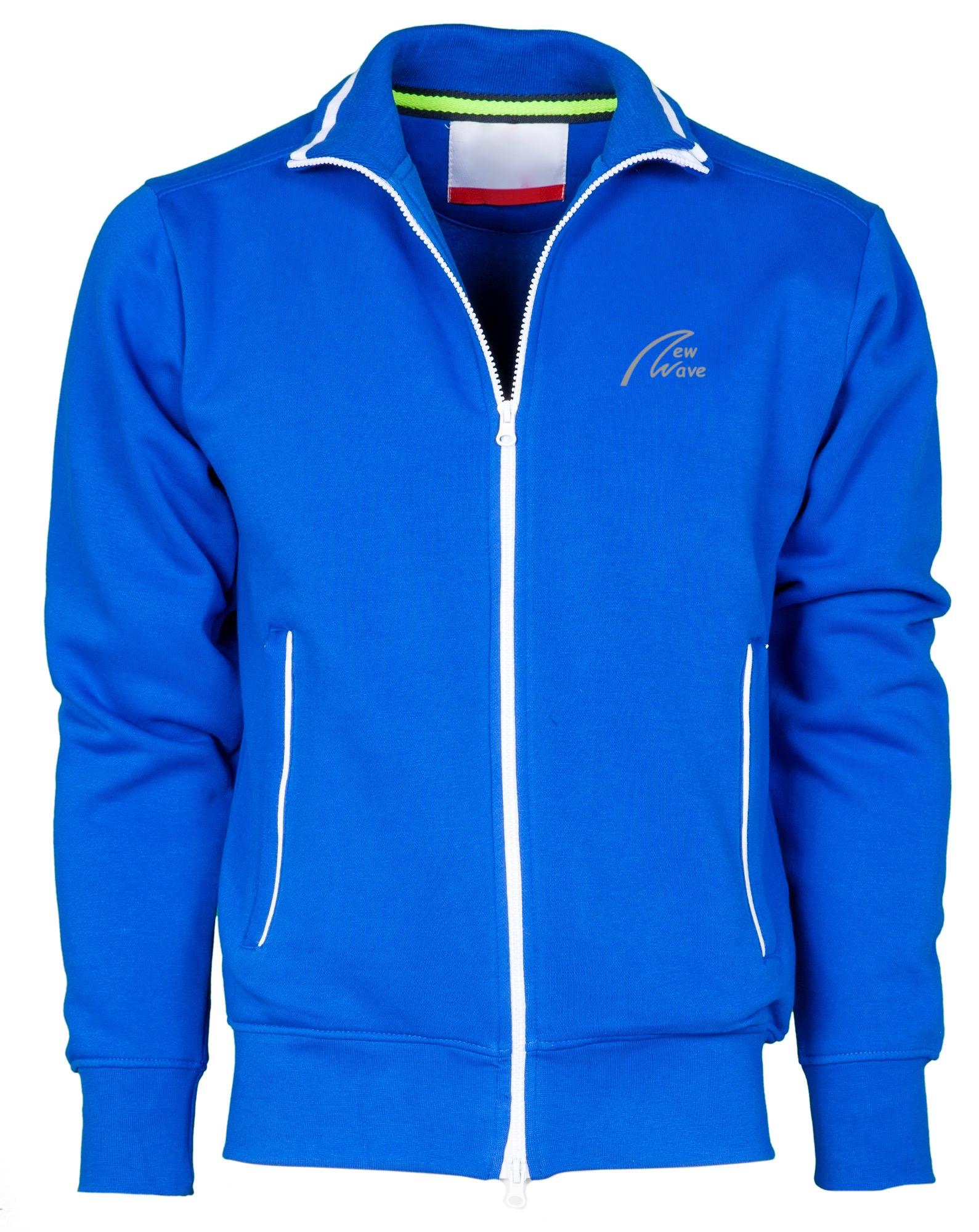 Old School Jacket-königsblau