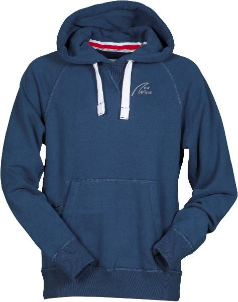 Club Sport Hoodie-denim blau