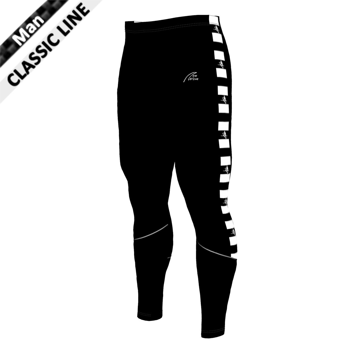 Basic Tight - Man schwarz