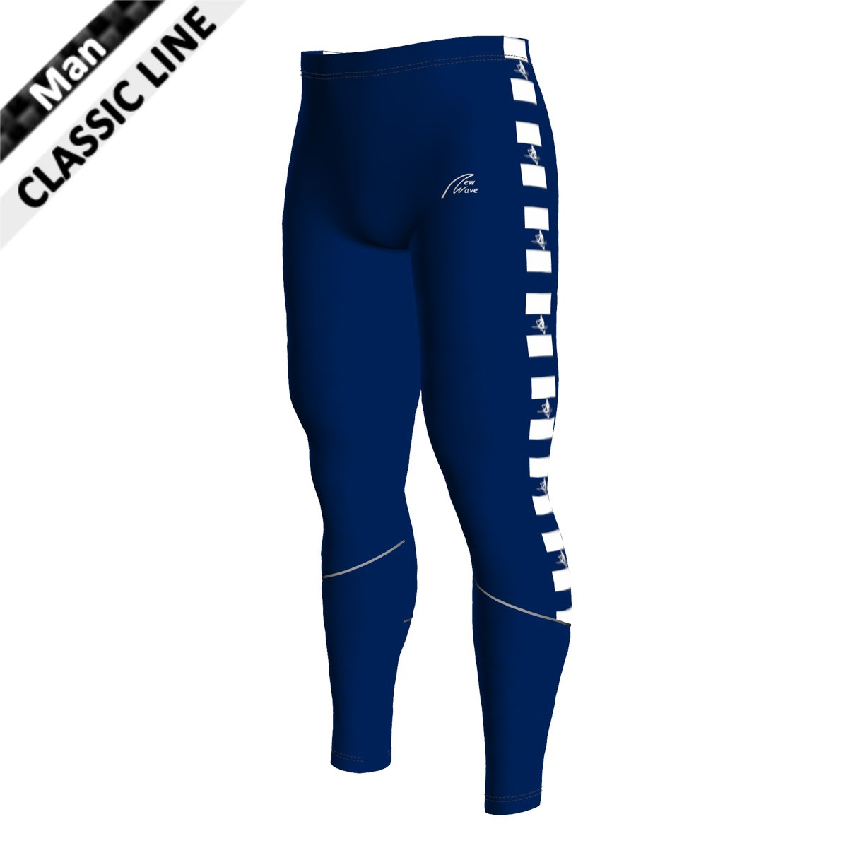 Basic Tight - Man marine blau