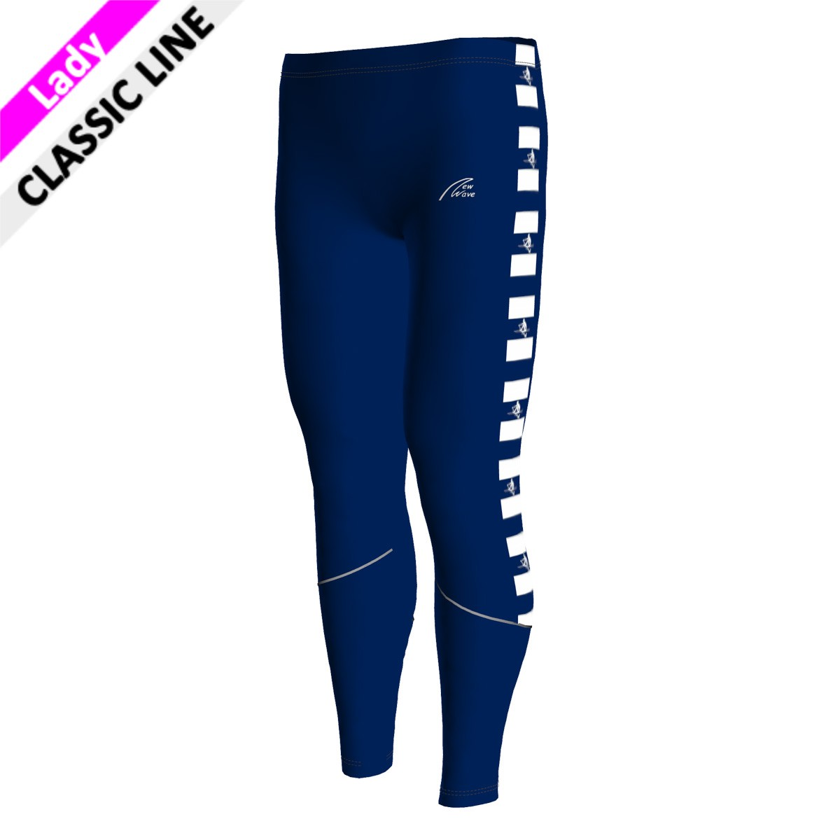 Basic Tight - Lady marine blau