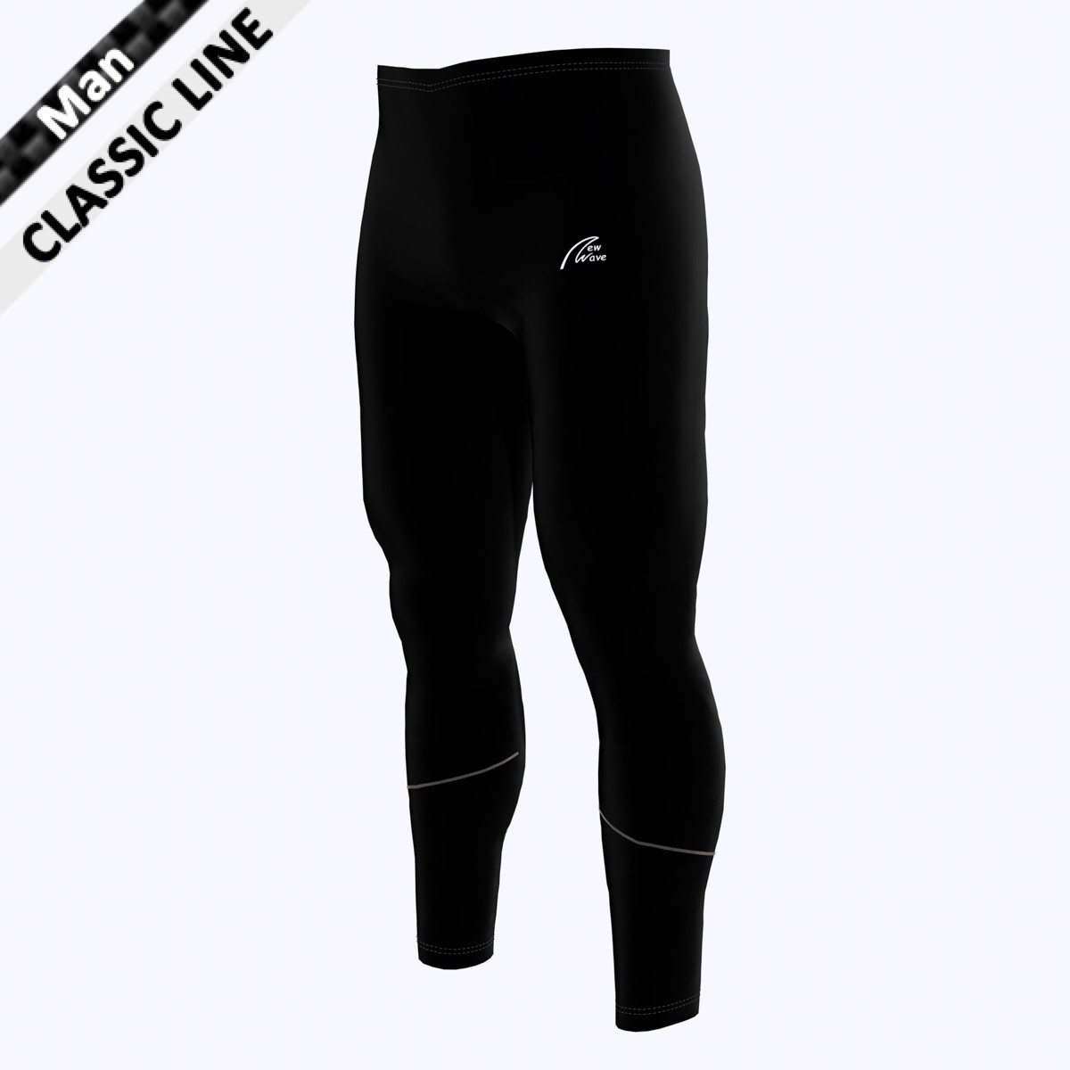 Uni Reflex Tight - Man schwarz