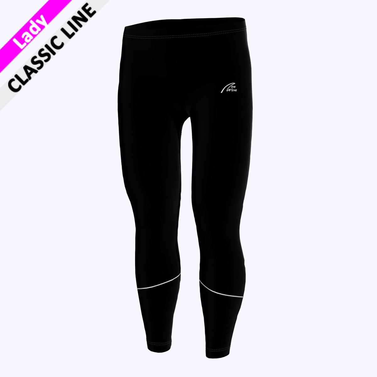 Uni Reflex Tight - schwarz F