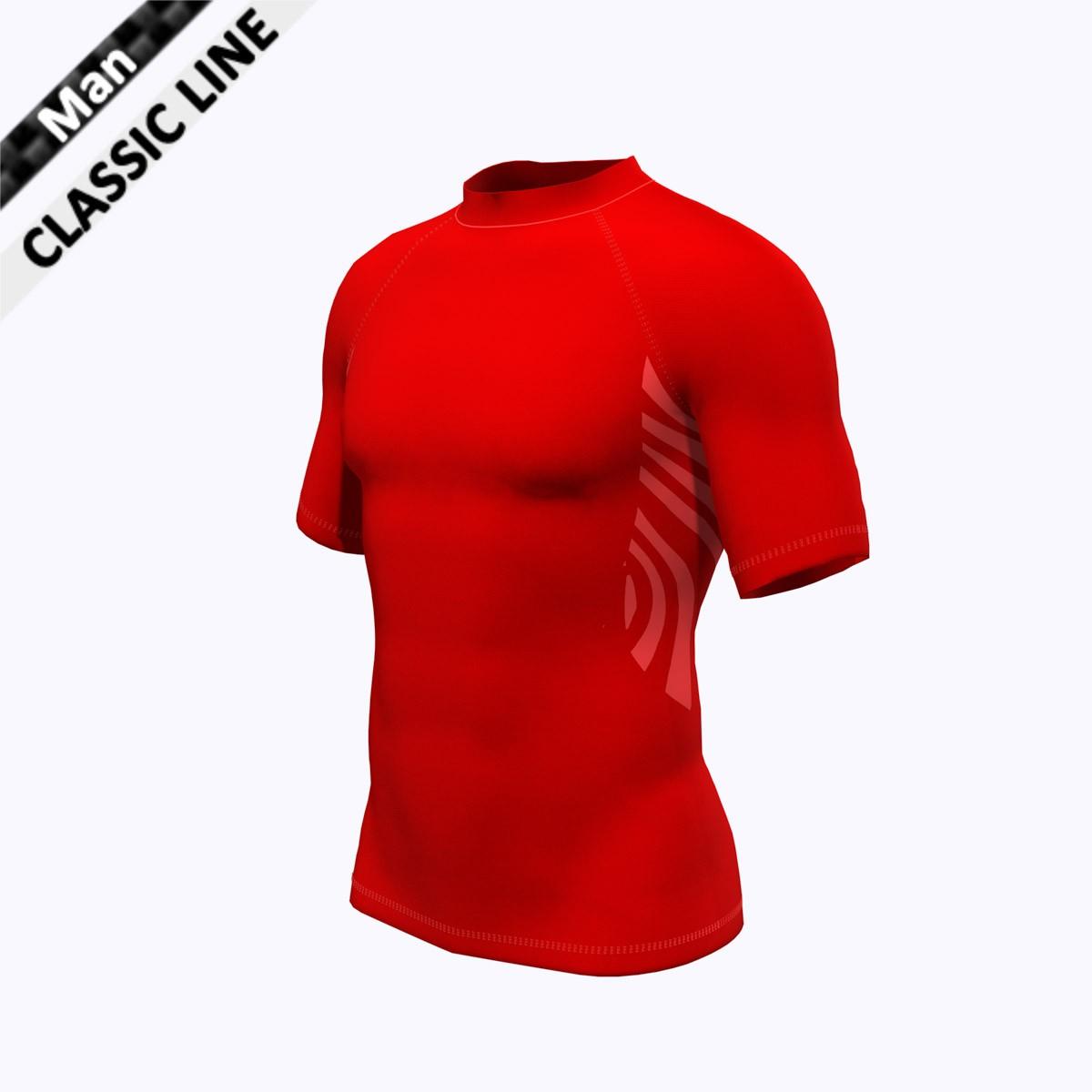 2skin - Shirt rot