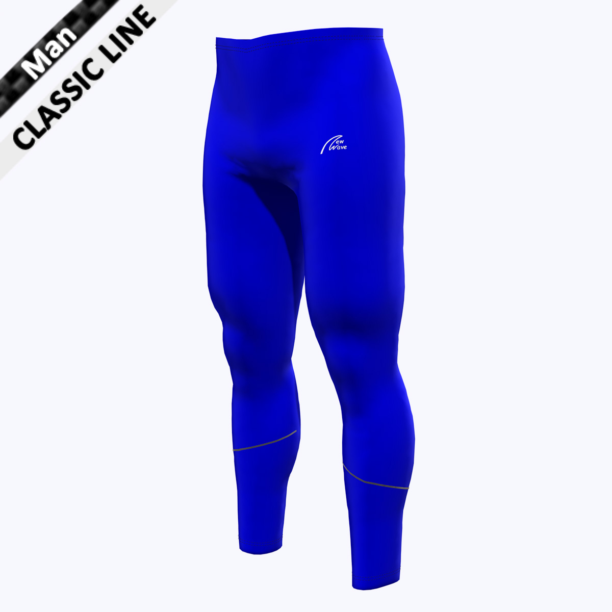 Uni Reflex Man - Tight royal blau