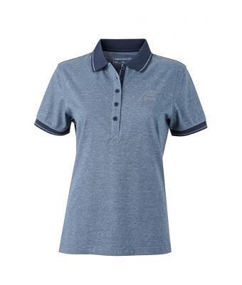 NW Style Polo - Lady blue melange