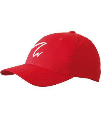 High Performance Cap - red