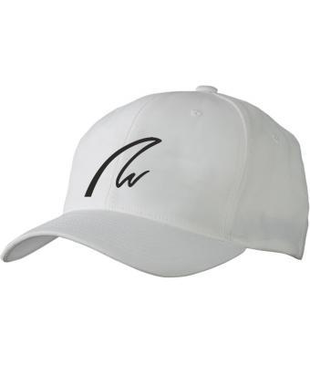 High Performance Cap - white