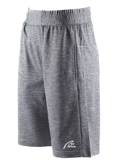 Straight Sport Short - grey