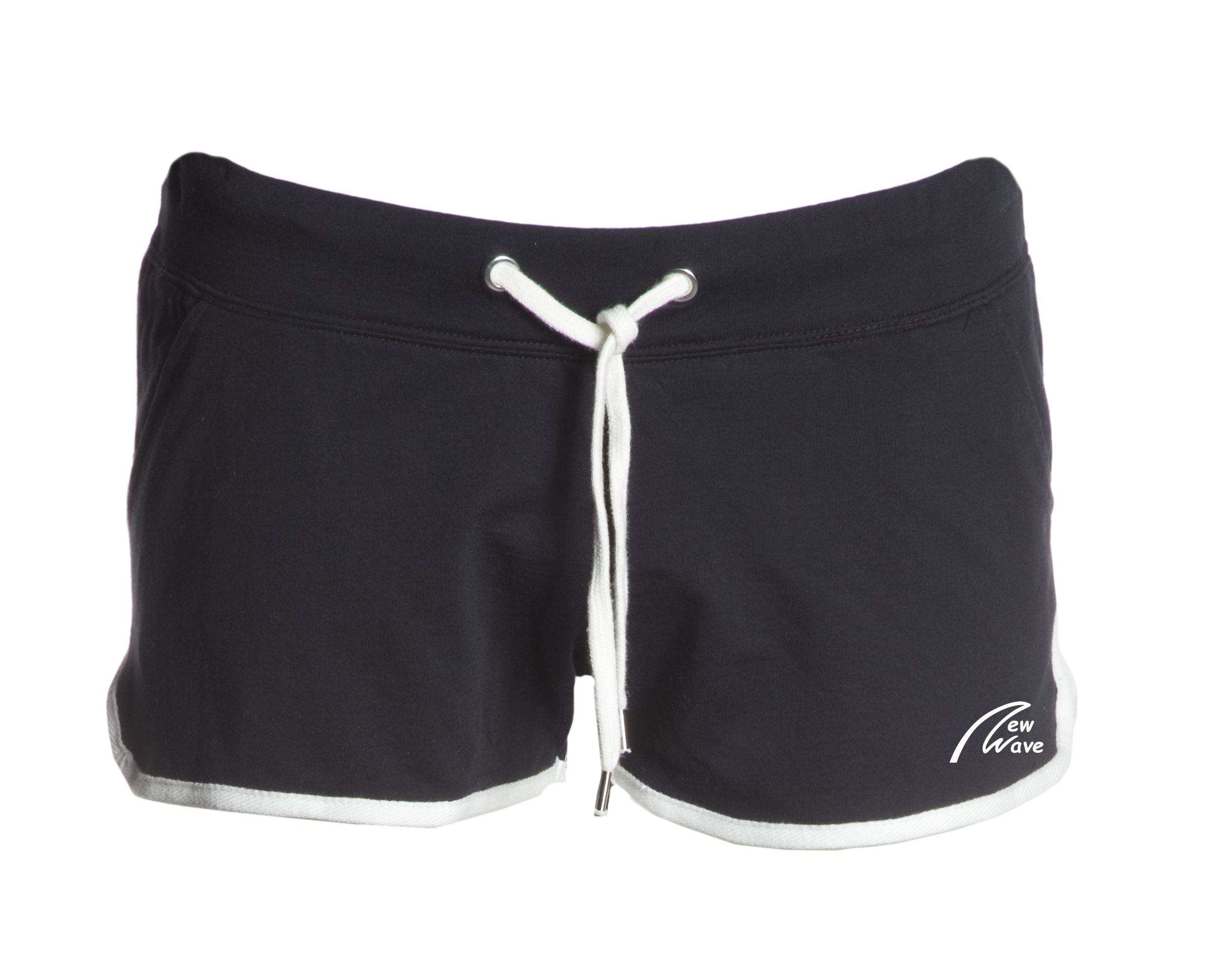 Retro Sport Shorts - Lady schwarz