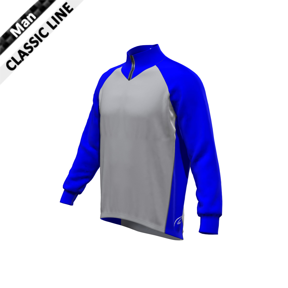 Tasmania Gamex Jacket - royal blau