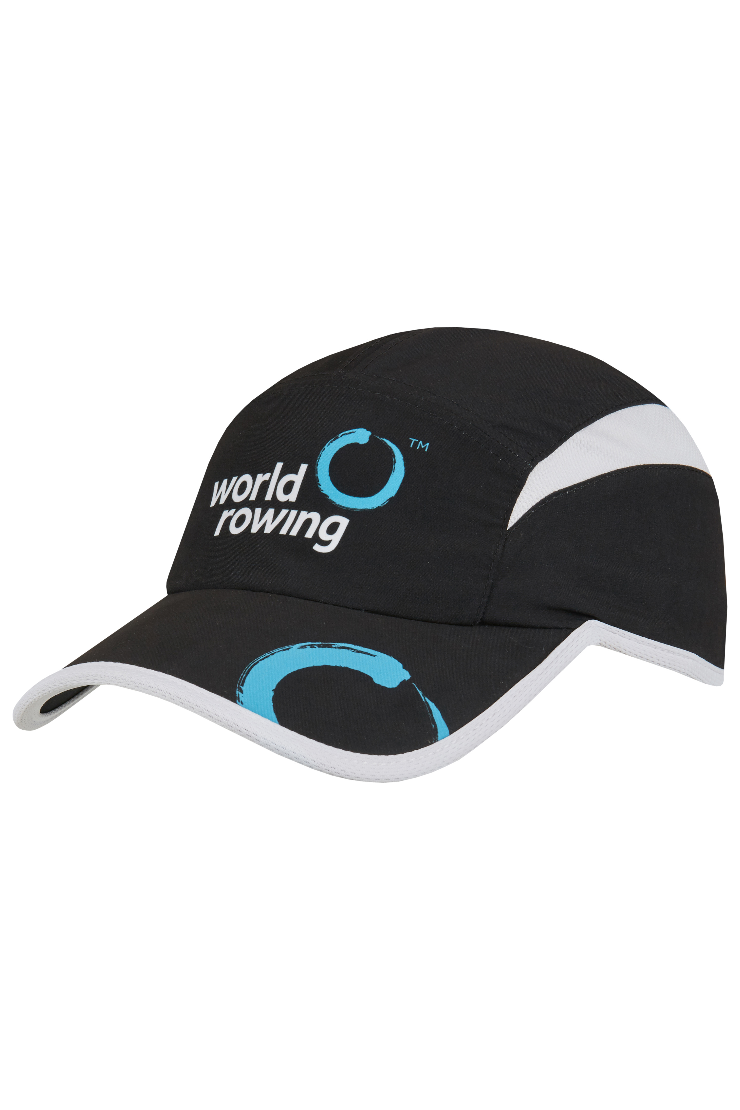 World Rowing Performance Cap - marine blau
