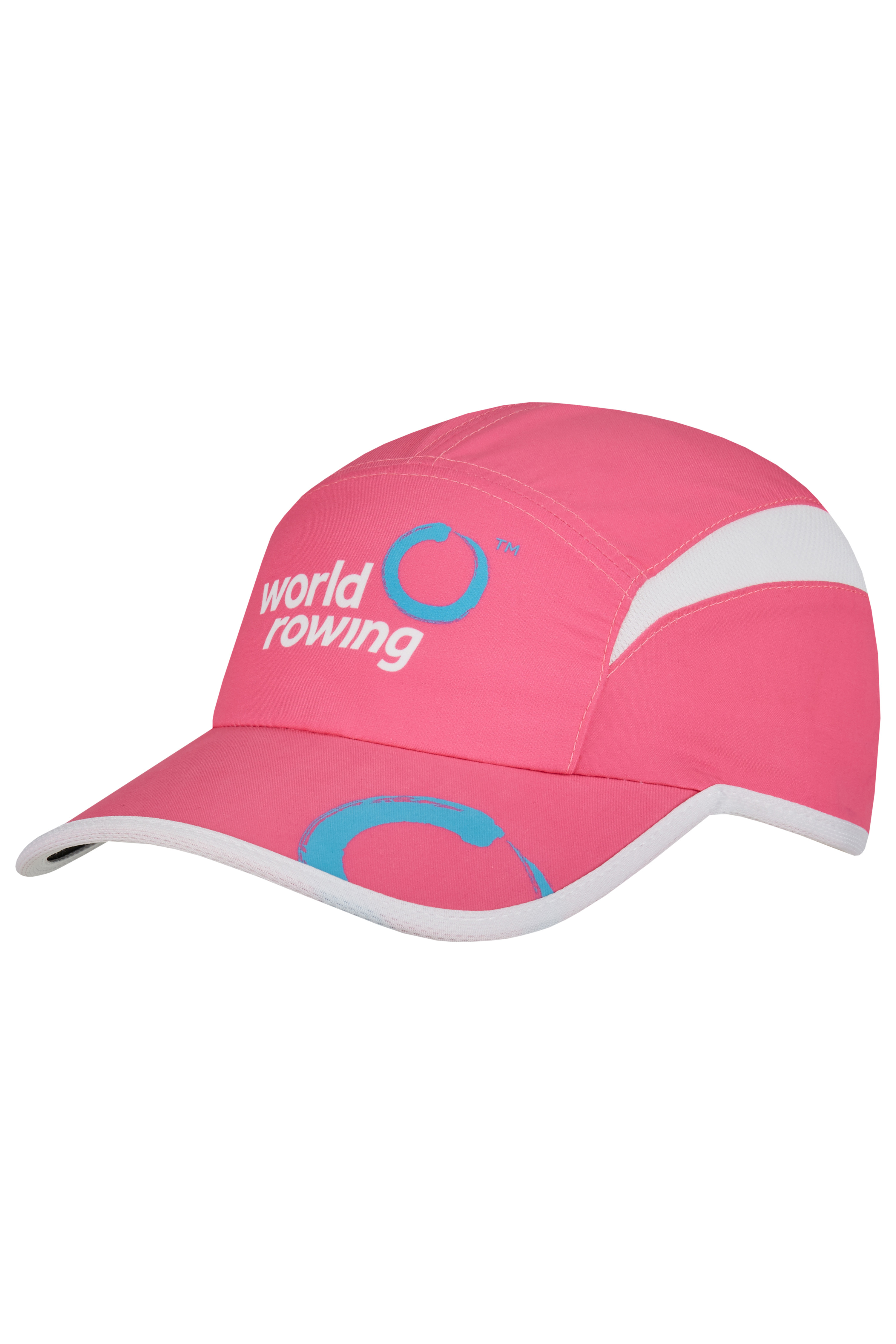 World Rowing Performance Cap - pink