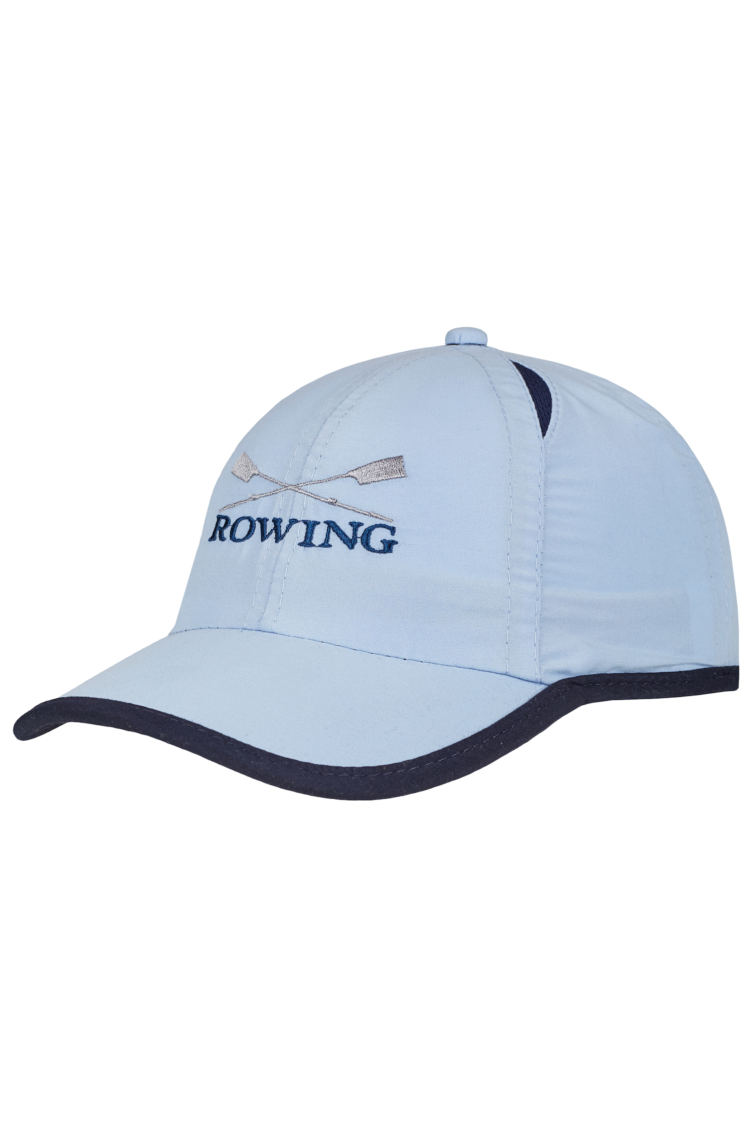 Micro - Sport Base Cap, hell blau