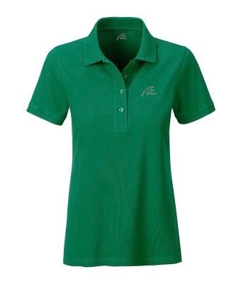 Premium Organic Polo - Lady Irish-green