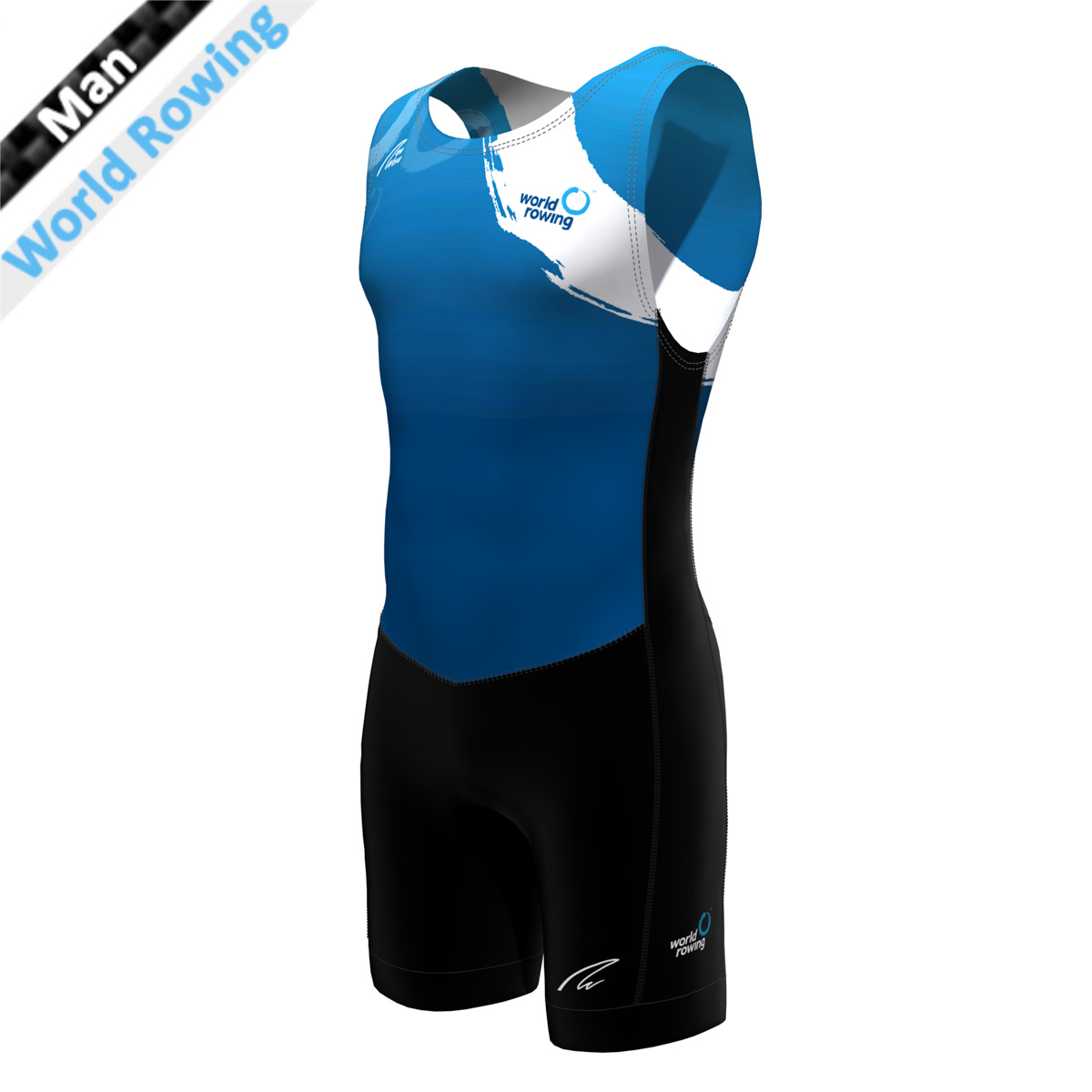 Pro Suit - Man World Rowing