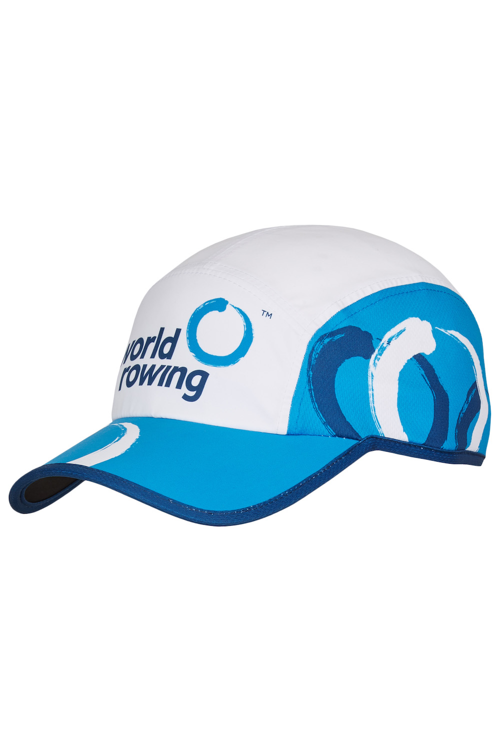 World Rowing Performance Cap - turquoise