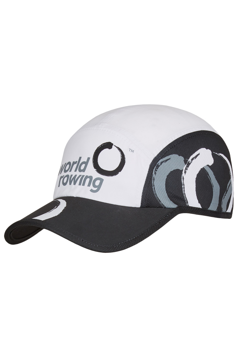 World Rowing Performance Cap - schwarz