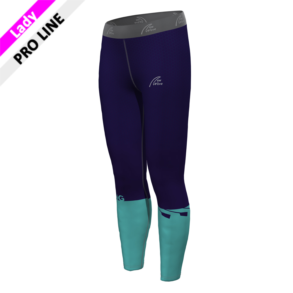 Flex Tights F - Ocean